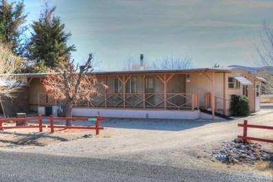 18156 S John Fry Avenue, Peeples Valley, AZ 86332 - MLS#: 5717221