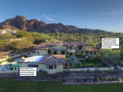 4740 E Marston Drive, Paradise Valley, AZ 85253 - MLS#: 5717628