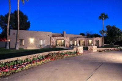 4844 E Tomahawk Trail, Paradise Valley, AZ 85253 - MLS#: 5719356