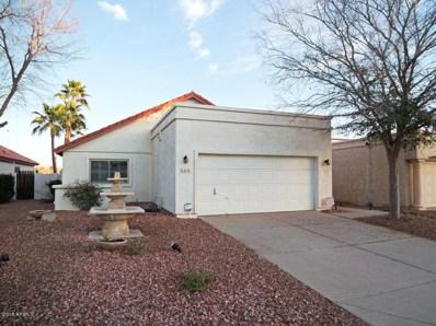565 S Danyell Drive, Chandler, AZ 85225 - MLS#: 5719880