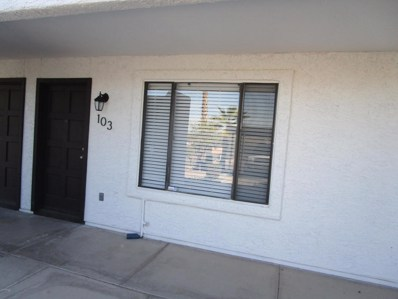 16741 E Westby Drive Unit 103, Fountain Hills, AZ 85268 - MLS#: 5724609