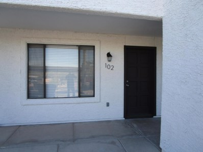 16741 E Westby Drive Unit 102, Fountain Hills, AZ 85268 - MLS#: 5724610