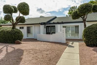 5911 E Sweetwater Avenue, Scottsdale, AZ 85254 - MLS#: 5725421