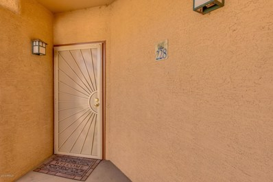 10030 W Indian School Road Unit 228, Phoenix, AZ 85037 - MLS#: 5726736