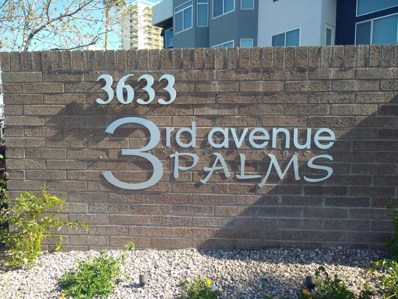 3633 N 3RD Avenue Unit 2053, Phoenix, AZ 85013 - MLS#: 5727747