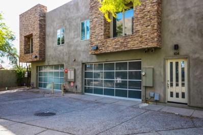 312 S Hardy Drive Unit 104, Tempe, AZ 85281 - MLS#: 5727955