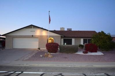 4826 W Paradise Lane, Glendale, AZ 85306 - MLS#: 5730652
