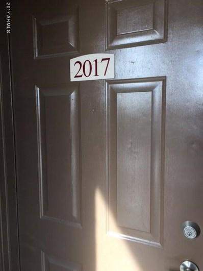 17017 N 12TH Street Unit 2017, Phoenix, AZ 85022 - MLS#: 5732080