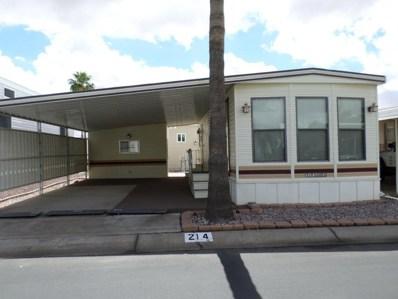 3710 S Goldfield Road Unit 214, Apache Junction, AZ 85119 - MLS#: 5735417