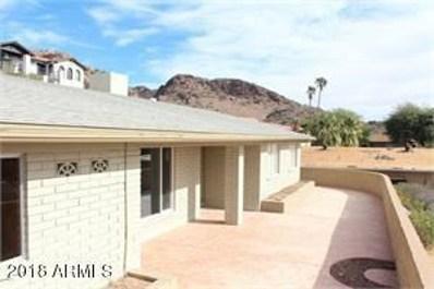 6833 N 24TH Place, Phoenix, AZ 85016 - MLS#: 5735436