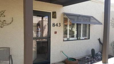 843 E Lancaster Circle, Florence, AZ 85132 - MLS#: 5739334