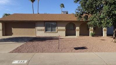 648 W Gail Drive, Chandler, AZ 85225 - MLS#: 5739770