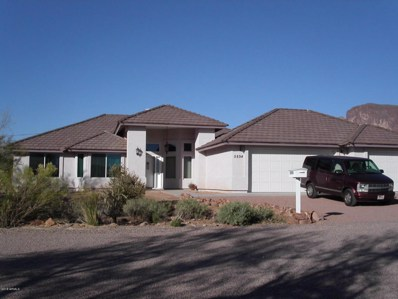 5894 E El Camino Quinto --, Apache Junction, AZ 85119 - MLS#: 5740233