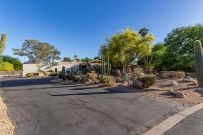 4851 E Fanfol Drive, Paradise Valley, AZ 85253 - MLS#: 5740692