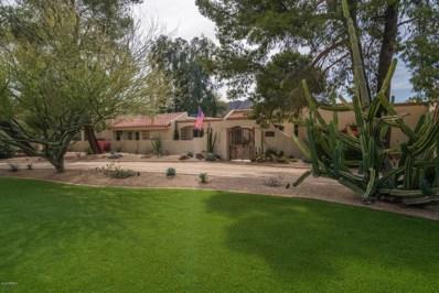 5200 E Via Del Cielo --, Paradise Valley, AZ 85253 - MLS#: 5742657