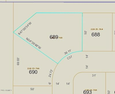 7750 E Broadway Road Unit 689, Mesa, AZ 85208 - MLS#: 5743945