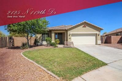 2125 N 119TH Drive, Avondale, AZ 85392 - MLS#: 5744339
