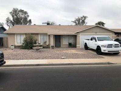 643 W Flower Avenue, Mesa, AZ 85210 - MLS#: 5748508