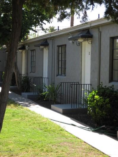 821 N 4TH Avenue Unit 2, Phoenix, AZ 85003 - MLS#: 5749060