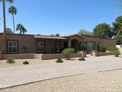 9230 N Coconino Circle, Paradise Valley, AZ 85253 - MLS#: 5750366