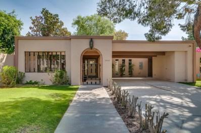 7227 N Via De La Montana --, Scottsdale, AZ 85258 - MLS#: 5750489