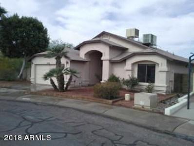 19804 N 44TH Drive, Glendale, AZ 85308 - MLS#: 5750906