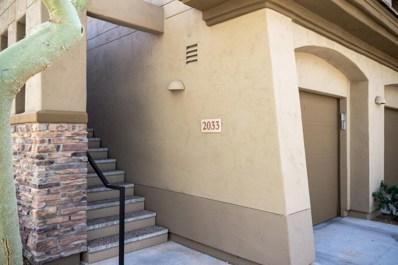 33550 N Dove Lakes Drive Unit 2033, Cave Creek, AZ 85331 - MLS#: 5751374