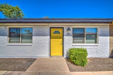 3445 N 36TH Street Unit 32, Phoenix, AZ 85018 - MLS#: 5751593