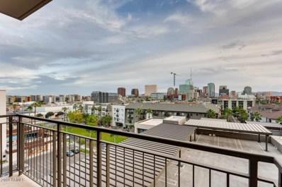 200 W Portland Street Unit 813, Phoenix, AZ 85003 - MLS#: 5752105