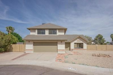 4118 W Saguaro Park Lane, Glendale, AZ 85310 - MLS#: 5752288