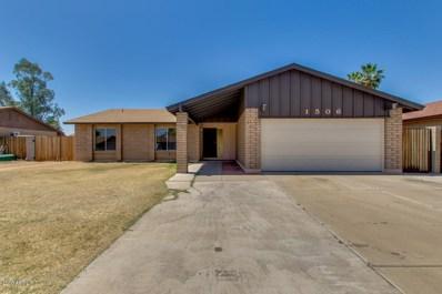 1506 S Glenview --, Mesa, AZ 85204 - MLS#: 5754105