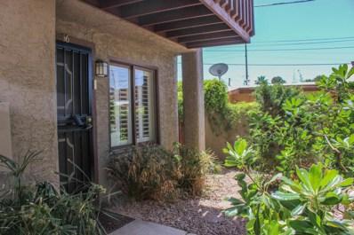2815 N 52ND Street Unit 16, Phoenix, AZ 85008 - MLS#: 5754622