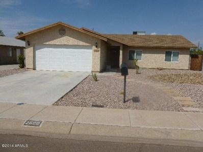 2506 E Randall Drive, Tempe, AZ 85281 - MLS#: 5755602