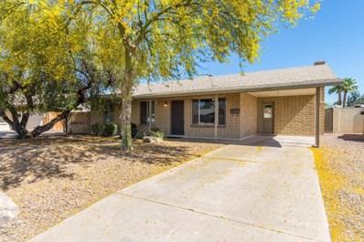 1712 E Campus Drive, Tempe, AZ 85282 - MLS#: 5756174