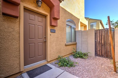 2402 E 5TH Street Unit 1645, Tempe, AZ 85281 - MLS#: 5756488