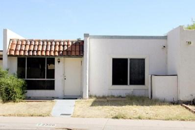 2306 W Fremont Drive, Tempe, AZ 85282 - MLS#: 5757428