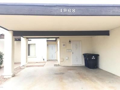 1968 E Del Sur Drive, Tempe, AZ 85283 - MLS#: 5759735