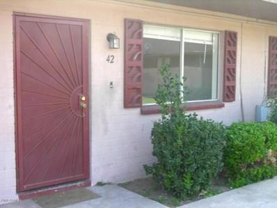 1633 W Missouri Avenue Unit 42, Phoenix, AZ 85015 - MLS#: 5761600