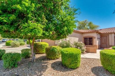 6720 E Encanto Street Unit 51, Mesa, AZ 85205 - MLS#: 5762418