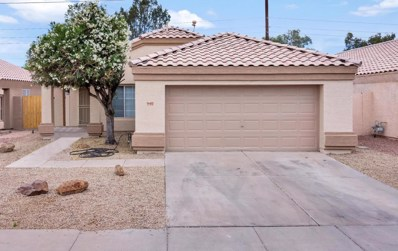 940 S Sailfish Drive, Gilbert, AZ 85233 - MLS#: 5762851