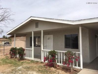 82 N Amarillo Street, Casa Grande, AZ 85122 - MLS#: 5763638