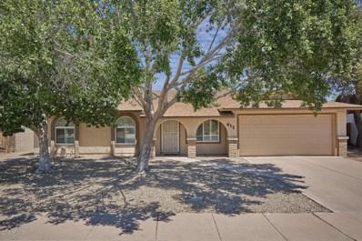 612 W Flower Avenue, Mesa, AZ 85210 - MLS#: 5764232