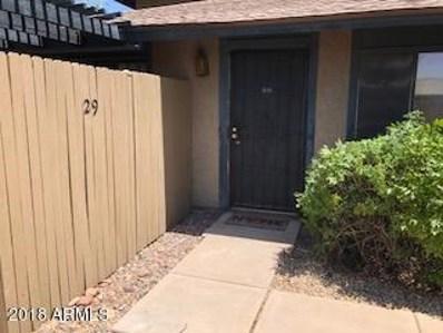 286 W Palomino Drive Unit 29, Chandler, AZ 85225 - MLS#: 5764276