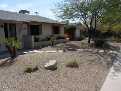 8249 E Monte Vista Road, Scottsdale, AZ 85257 - MLS#: 5764944