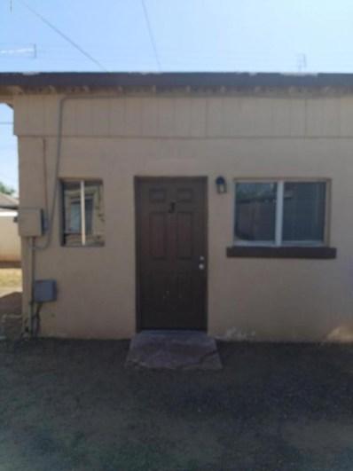 2537 E Willetta Street Unit 3, Phoenix, AZ 85008 - MLS#: 5765584