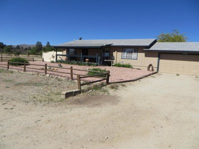 18482 S Frontier Road, Peeples Valley, AZ 86332 - MLS#: 5766161
