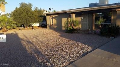 1857 E El Moro Avenue, Mesa, AZ 85204 - MLS#: 5766385