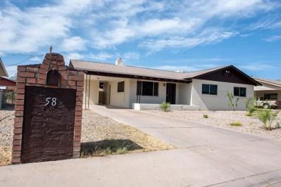 58 W 11TH Avenue, Mesa, AZ 85210 - MLS#: 5769075