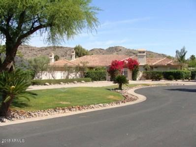 6310 E Huntress Drive, Paradise Valley, AZ 85253 - MLS#: 5769300