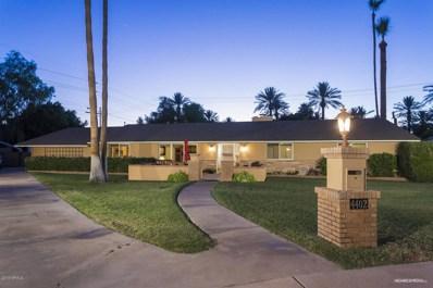 4402 N Dromedary Road, Phoenix, AZ 85018 - MLS#: 5769696